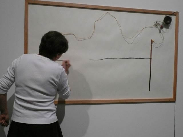 Figure 4-5 Diana Burgoyne, Sound Drawing